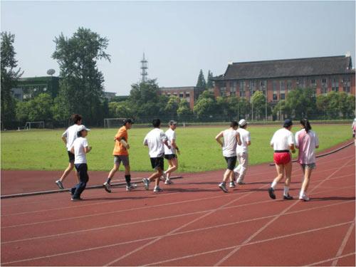 10km测试跑