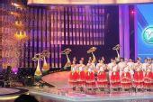 图:上海电视节白玉兰颁奖- 最后歌曲