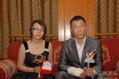 图:上海电视节白玉兰颁奖- 孙红雷宋丹丹感言