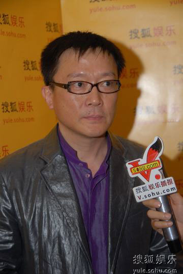 图:上海电视节白玉兰颁奖- 姜伟最佳编剧奖