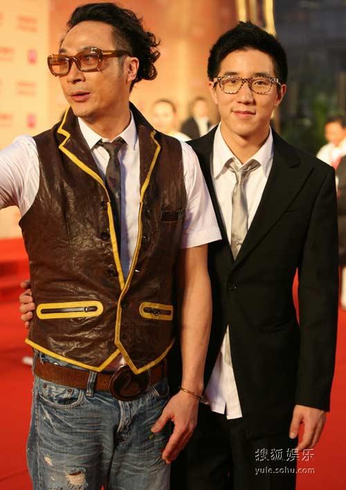 图:第12届上海电影节红毯 吴镇宇房祖名亮相