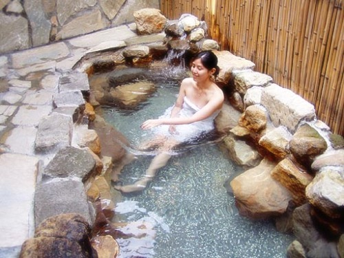 驴在日本 我泡露天温泉的那些事