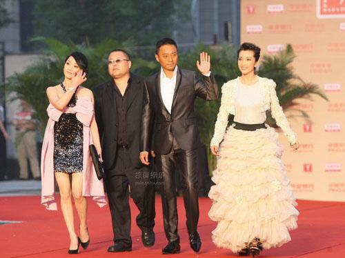 《风声》是华谊兄弟今年重点推广的项目