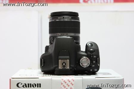 价格再跌 佳能EOS-500D套机身价仅5150!