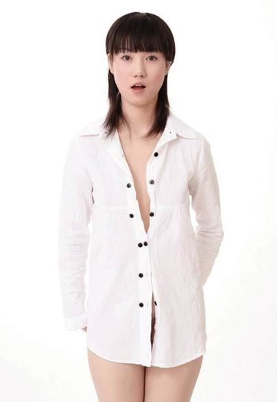 人体艺术张筱雨:我的美是别人无法复制的(图)