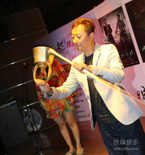 郭涛在片中是安雅的师傅