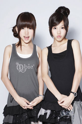 来自新加坡的青春美少女组合by2将携新专辑