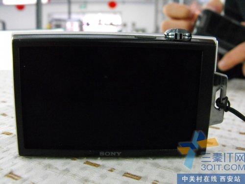 高清拍摄利器 索尼T900卡片机王上市