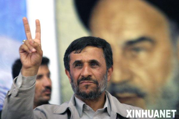 伊朗内政部长萨迪克·马赫苏利宣布,根据最终计票结果,现任总统