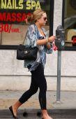 好莱坞一周潮人街拍:阿曼达-拜恩斯