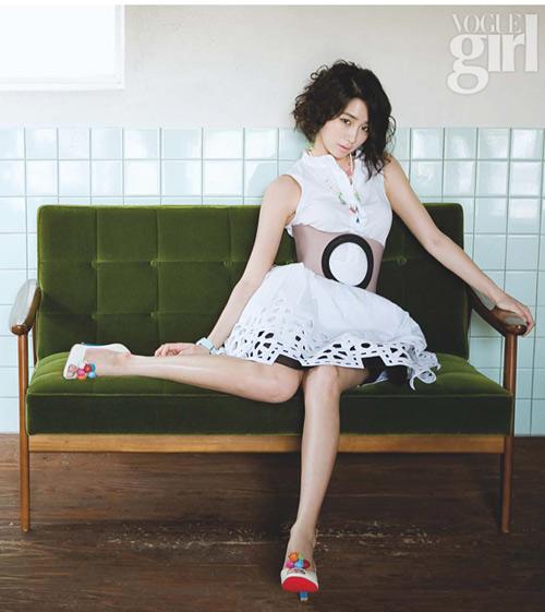 """《花样男子》中""""具俊表的未婚妻""""李敏贞也穿同款裙子"""