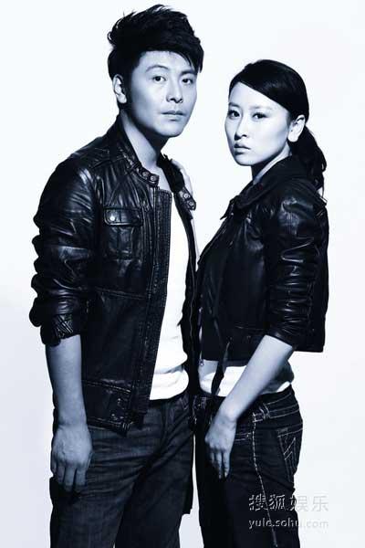 《丑女无敌》中的吴庸和裴娜
