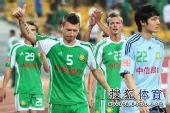 图文:[中超]北京0-0河南 马季奇很郁闷