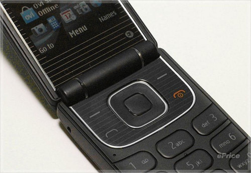 多彩廉价奇葩 诺基亚3710 fold手机也美丽
