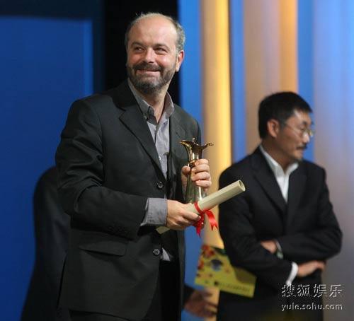 图:意大利片《是的 我们行》获颁最佳编剧