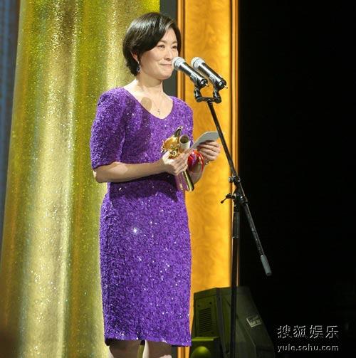 图:评审团奖颁出 《白银帝国》姚树华获奖