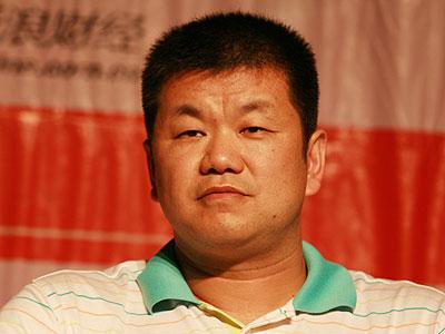 君富投资管理有限公司副董事长 高汝锟