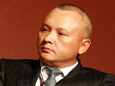 民森投资管理公司总经理 蔡明
