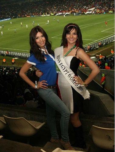 埃及意大利两国小姐PK