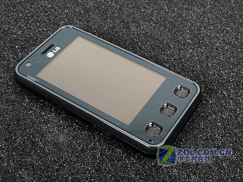 800万像素GPS模块 LG KC910E仅报2788元