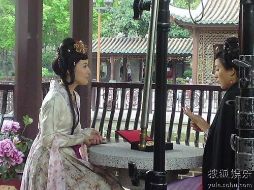 图:09年TVB重磅剧集《宫心计》剧照欣赏 - 11