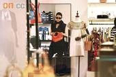 明星时尚周报第3期之街拍篇:张可颐