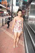 明星时尚周报第3期之街拍篇:何超莲