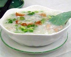 老上海十大风味小吃三:小绍兴鸡粥
