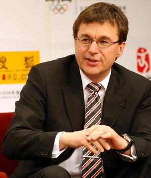 西门子东北亚区首席执行官、西门子(中国)有限公司总裁兼首席执行官郝睿强博士