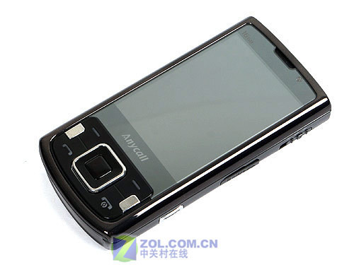 无视N96! S60最新旗舰三星i8510C评测一
