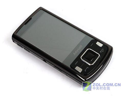 无视N96! S60最新旗舰三星i8510评测一