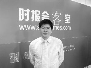 优势资本总裁吴克忠
