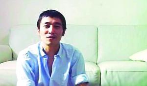 05年,李大齐录VCR贺周迅出碟