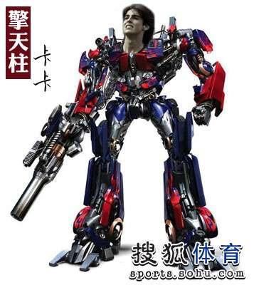 01  擎天柱(Optimus Prime)——卡卡