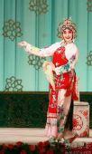 图:梅兰芳大剧院上演经典曲目《游龙戏凤》