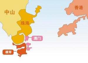 横琴gdp_横琴GDP半年增幅过半 楼市驶入 快车道