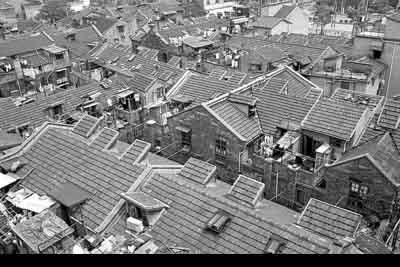 上海老城区人户分离现象尤为突出 晚报记者 任国强 摄