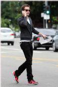 好莱坞一周潮人街拍:克里斯-派恩