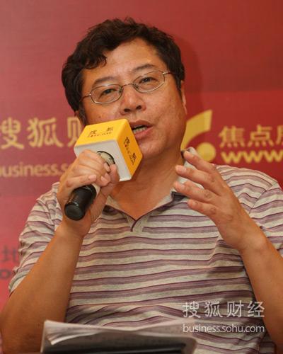天津财经大学财政学科首席教授 李炜光