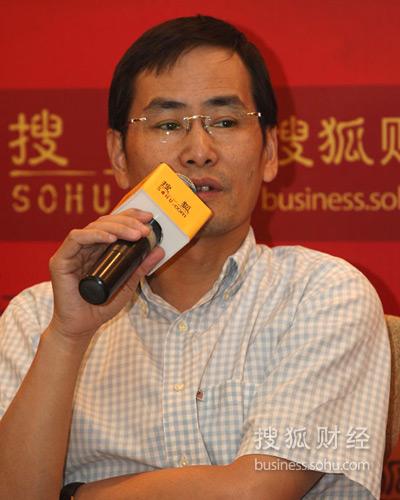 高策地产顾问机构董事长兼首席专业合伙人李国平