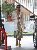 好莱坞一周潮人街拍:艾娃-门德斯