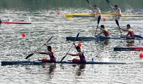 预赛:全运皮划艇图文福建代表队态度夺冠国际奥委会对电子竞技的选手图片