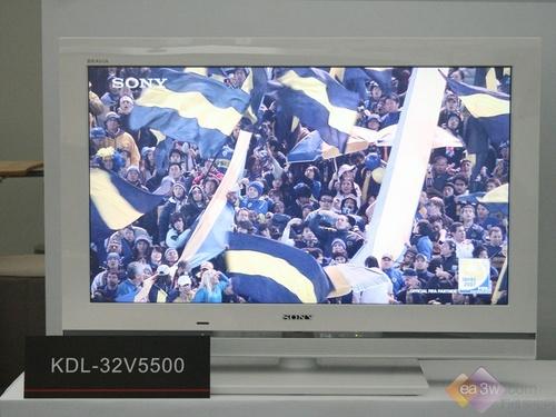 买1080p液晶送MP4 索尼32V5500抢购中