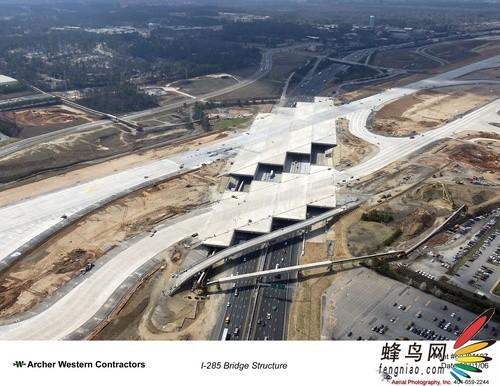 亚特兰大机场的第五跑道——最大的跑道桥