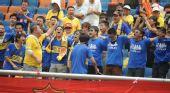 图文:[中超]重庆VS陕西 西北狼球迷