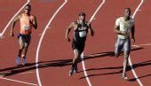图文:2009美国田径选拔赛 400米梅里特称雄
