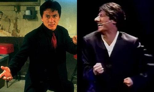 Jackie Chan - HKFA awards show
