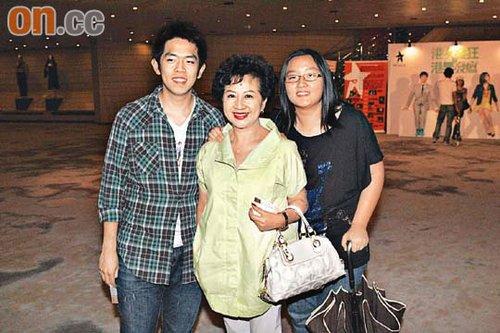 薛家燕望舞台剧能加深子女对香港文化的了解