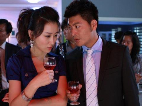 《丑女3》中裴娜和吴庸