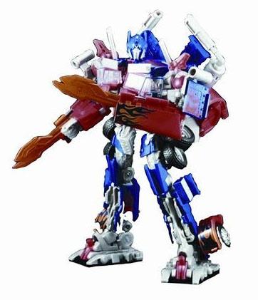 变形金刚模型 玩具介绍
